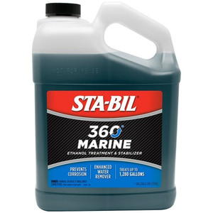 Gold Eagle 1 Gallon Marine Formula Sta-Bil Ethanol Fuel Stabilizer