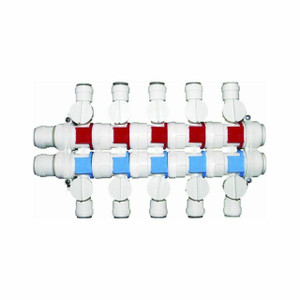 Watts P-10PORT Preassembled 10 Port Quick Connect Manifold