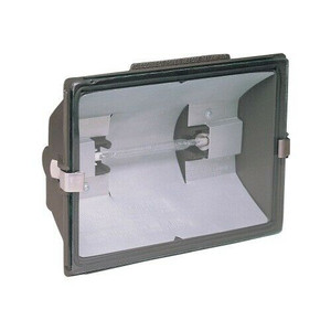 Heath HZ-5505-BZ Bronze Metal Security Flood Light 500W