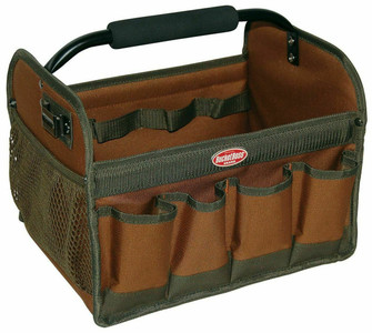 "Bucket Boss 70012 12"" Gate Mouth Hard Tote"
