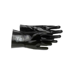 "Boss 951 Chemical Guard 12"" Large Neoprene Gloves"