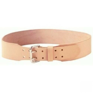 "CLC Custom LeatherCraft 962M 35"" to 40"" Medium Leather Work Belt"