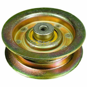 Heavy-Duty Steel Flat Idler John Deere AM132764 Lawn Garden Mower