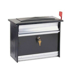Solar Group MSK00000 Mailsafe Heavy Duty Lockable Security Mailbox