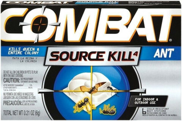 Combat 45901 Source Kill Ant Control 6 Bait Stations