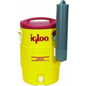 Igloo 11863 5 Gallon Industrial Cooler w/ Cup Dispenser