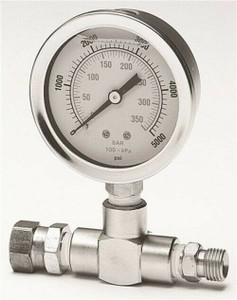 Wagner 508239 Paint Sprayer Fluid Pressure Gauge