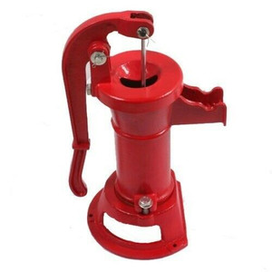 Heavy Duty Well Pump  PP500NL Red #2 Cast Iron Water Pitcher