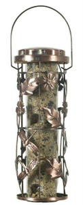 Perky Pet Birdscapes 550 Copper Garden 6-Port Wild Bird Feeder