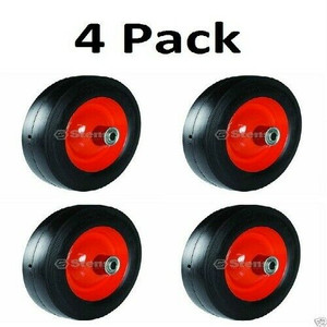 Stens - 1 Set of 4 - Steel Ball Bearing Wheel / Lawn-Boy 681980