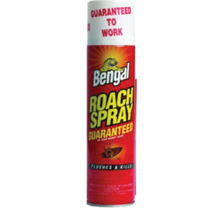 Bengal 92465 Oderless Roach Spray - 9oz can.