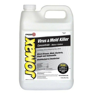 Zinsser JoMax 1 Gallon Concentrate Virus & Mold Killer / Disinfectant