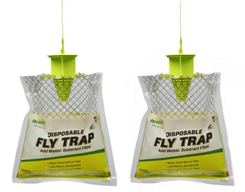 FTD-DB12 Pack Of 2 Rescue Outdoor Disposable Fly Trap