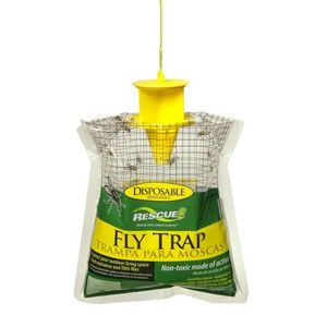Rescue FTD-DB12 Outdoor Hanging Style Disposable Fly Trap