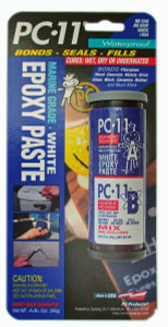 PC Epoxy 020111 PC-11 Waterproof Marine Glue Paste Works Wet, Dry, or Submerged