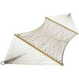 Castaway PC-14CW Cotton Rope 2 Person Hammock