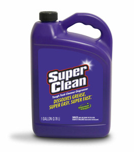 Superclean 101723 1 Gallon Super Clean Degreaser