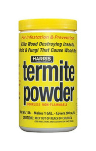 Harris TERM-16 16oz Termite Insecticide Powder Makes Up To 1 Gallon