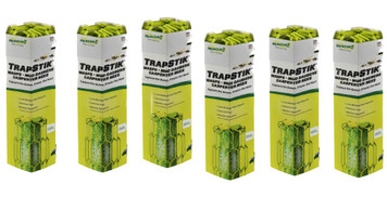 Rescue TSWCC48 TrapStik Wasp, Mud Dauber, and Carpenter Bee Trap - Qty 6