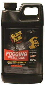 Black Flag 190256 64 Ounce Outdoor Fogging Insecticide