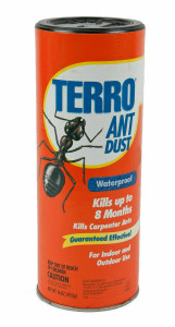 Terro T600 Waterproof Ant Dust One Pound Shaker Bottle Bug and Insect Killer