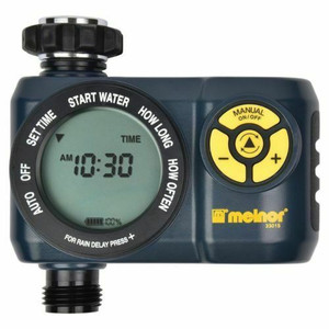 Melnor 33015 6 Cycle Digital Water Hose Timer
