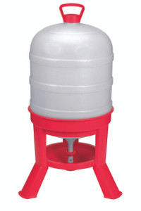 Little Giant DOMEWTR10 Plastic 10 Gallon Dome Poultry Waterer