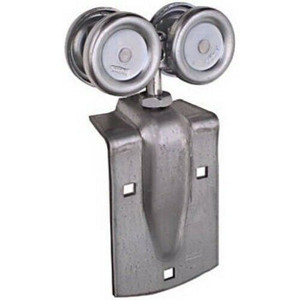 National Mfg N112-102 1 Pair Barn Door Trolley Hanger / Roller