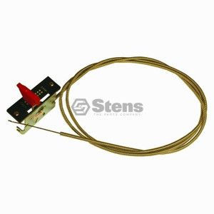 "Stens 290-288 Throttle Control Cable 70-1/4"" Length"