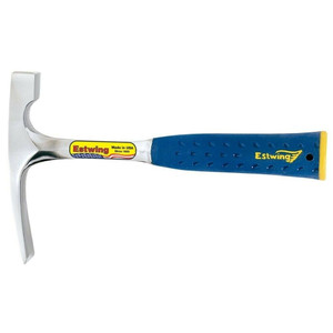 Estwing  20oz Bricklayer or Mason's Hammer w/ Patented End Cap
