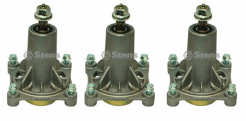 Stens 3PK Spindle Assembly AYP 187292 Ariens Husqvarna Lawn Mowers