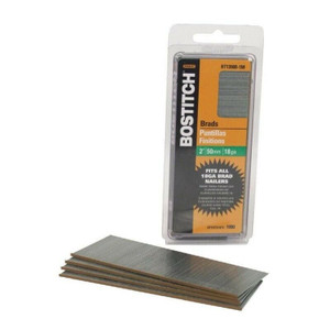 Bostitch BT1350B-1M 18GA Brad Nails 1000 qty