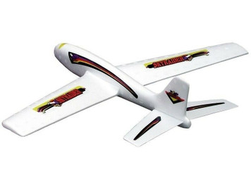 Paul K Guillow 2645 Sky Raider Hand Launched Foam Glider Plane Airplane Model