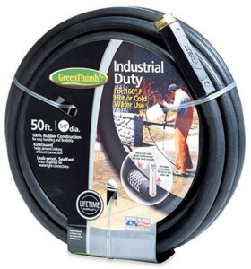 Green Thumb Rubber Garden Hose (136911)