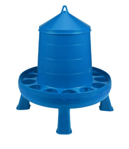 Double-Tuf DT9877 26 Lb. Poultry Feeder With Legs