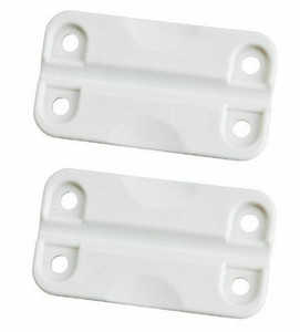 Igloo 24012 Cooler Replacement Part Pair Of Cooler Hinges (New Style)