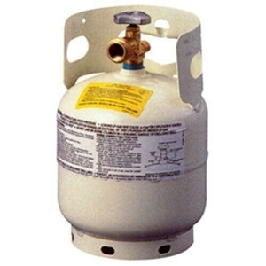 Manchester 10054.3 Propane Tank 5 lb Vertical Cylinder | Propane Tank