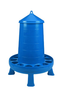 Double-Tuf DT9879 35 LB. Poultry Feeder With Legs