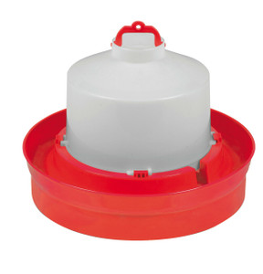 Little Giant DBW1 1 Gal Deep Base Poultry Waterer