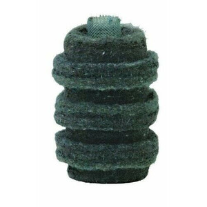 General 1A-30 Lot of 6 10-Micron Wool Felt Fuel Oil Filter  Cartridge