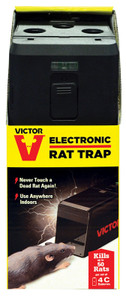 Victor M240 Electronic No Touch No See Rat Trap