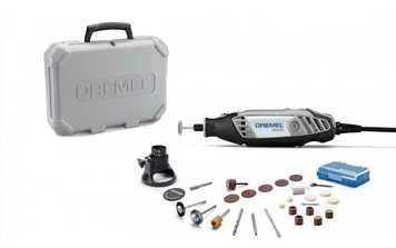 Dremel 3000 Series Variable Speed Rotary Tool 3000-1/24 w/ Case & 24 Accessories