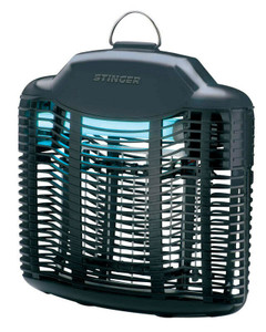 Kaz FP15-CR Stinger 1/2 Acre Flat Panel Mosquito Zapper