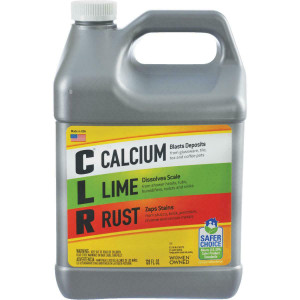 Jelmar CL-4 CLR Cleaner 1 Gallon Calcium Lime and Rust Remover