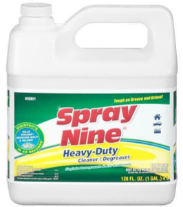 Spray Nine 26801 Heavy Duty/Multi-Purpose 1 Gallon Disinfectant Cleaner