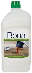Bona WP511059001 Stone And Tile Laminate Floor Polish 36oz