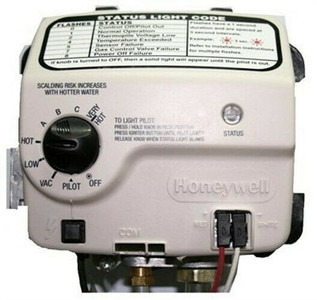 "Reliance 400 Series, 2"", Shank Honeywell Gas Control Valve, 100262939"