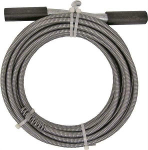 "Cobra 20500 Drain & Sewer 3/8"" X 50' Wire Auger"