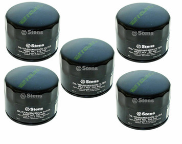 Stens 120-485 Oil Filter  Pack of 5 / Briggs & Stratton 492932S, 842921