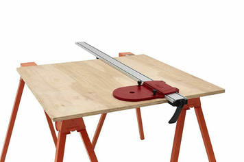 """Bora 543055K Router Guide and 50"""" WTX Clamp Edge Saw Guide Combo"""